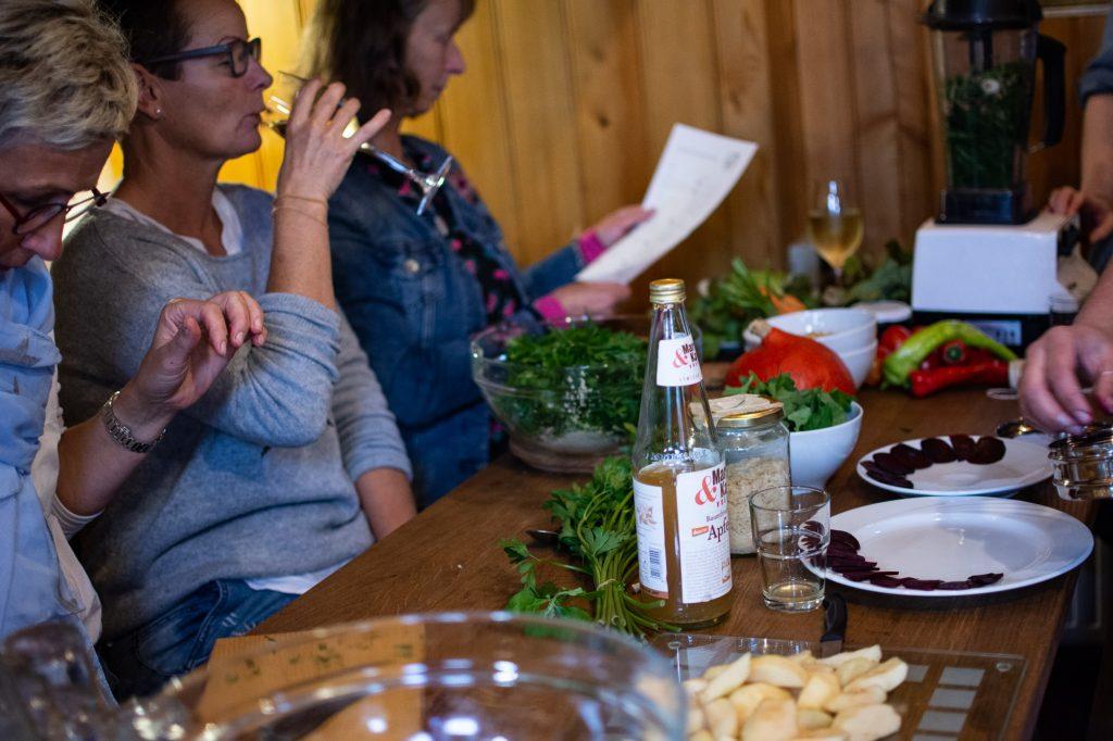 OWAO! Meal Prep Vorkochen Online-Kochschule Svenja Isabell Über uns Angebote Referenzen