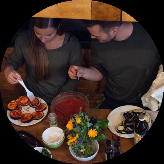 OWAO! einfach vorkochen Online kochen lernen Svenja und Isabell Meal Prep