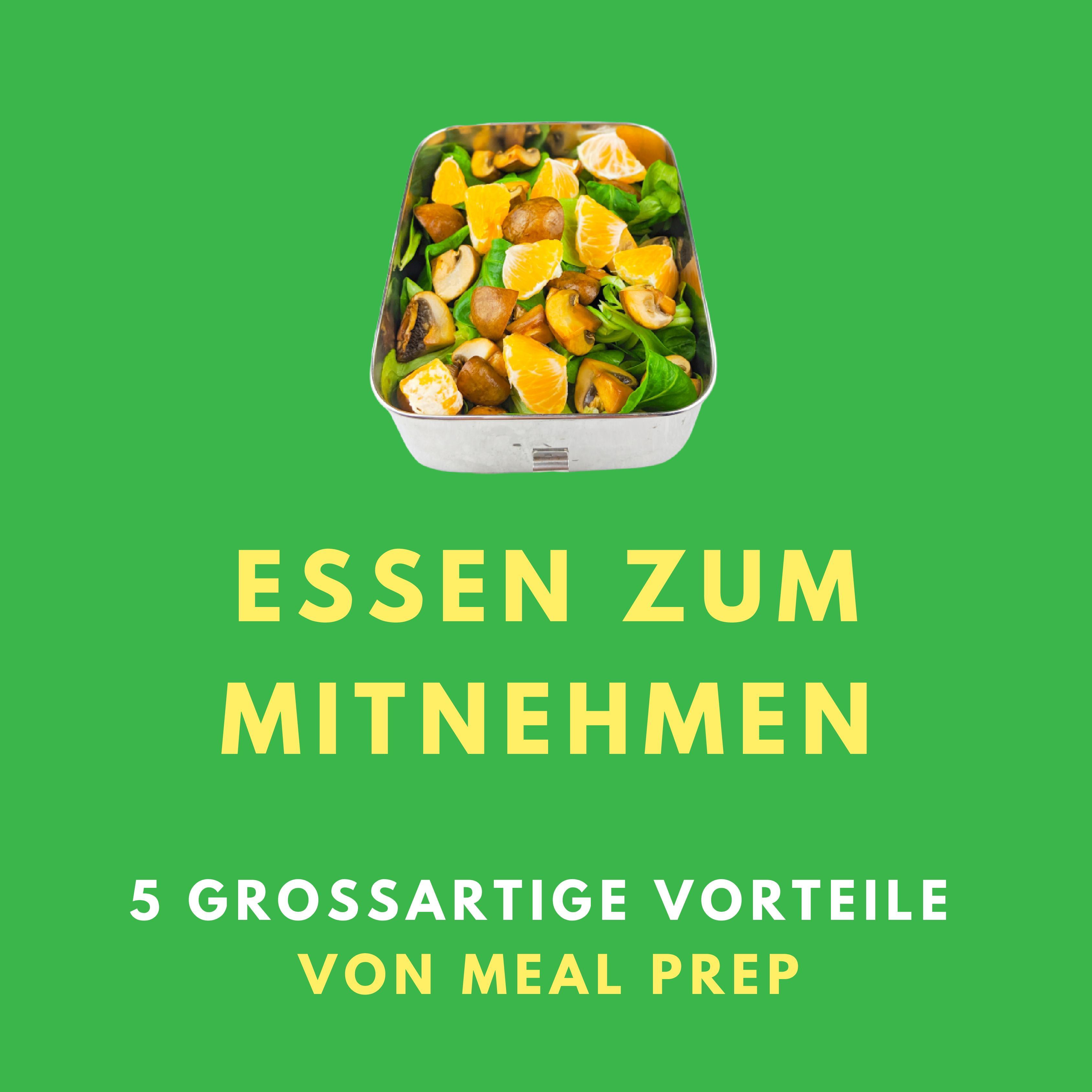 Essen zum Mitnehmen-Meal Prep-Meal Prep vegan-OWAO