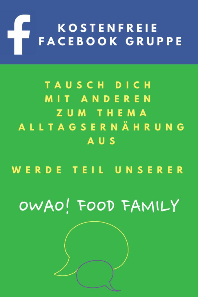 OWAO!-Food-Family-Meal Prep-Essen für Vielbeschäftigte-Essen zum Mitnehmen-Schnelle Rezepte