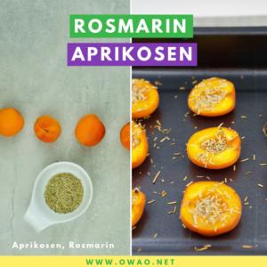 Rosmarin-Aprikosen-OWAO-Meal Prep-Meal Prep Vegan-Ernährung für Vielbeschäftigte