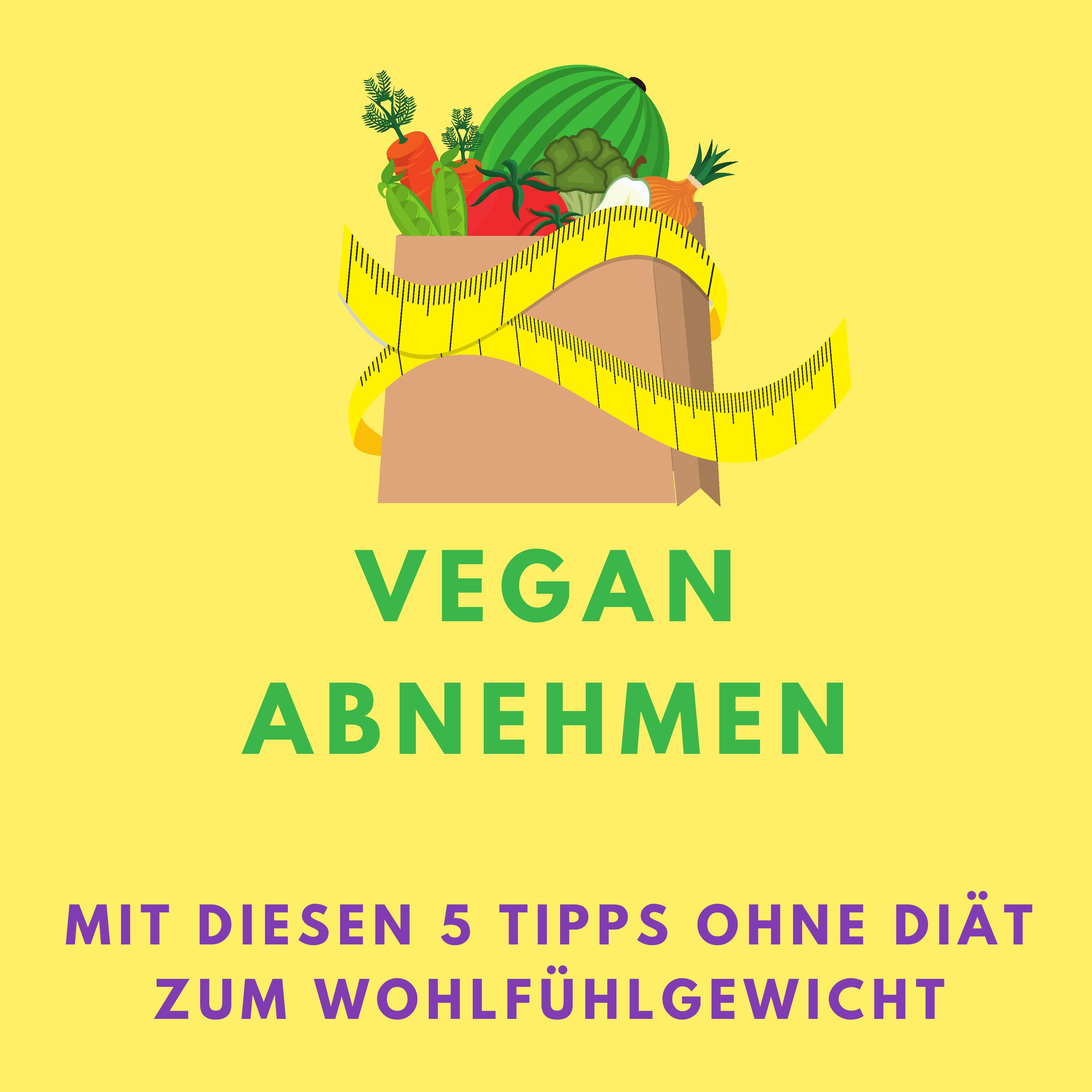 Vegan abnehmen-Abnehmen-Ernährungsplan abnehmen-Gewichtsverlust-Idealgewicht-Wohlfühlgewicht