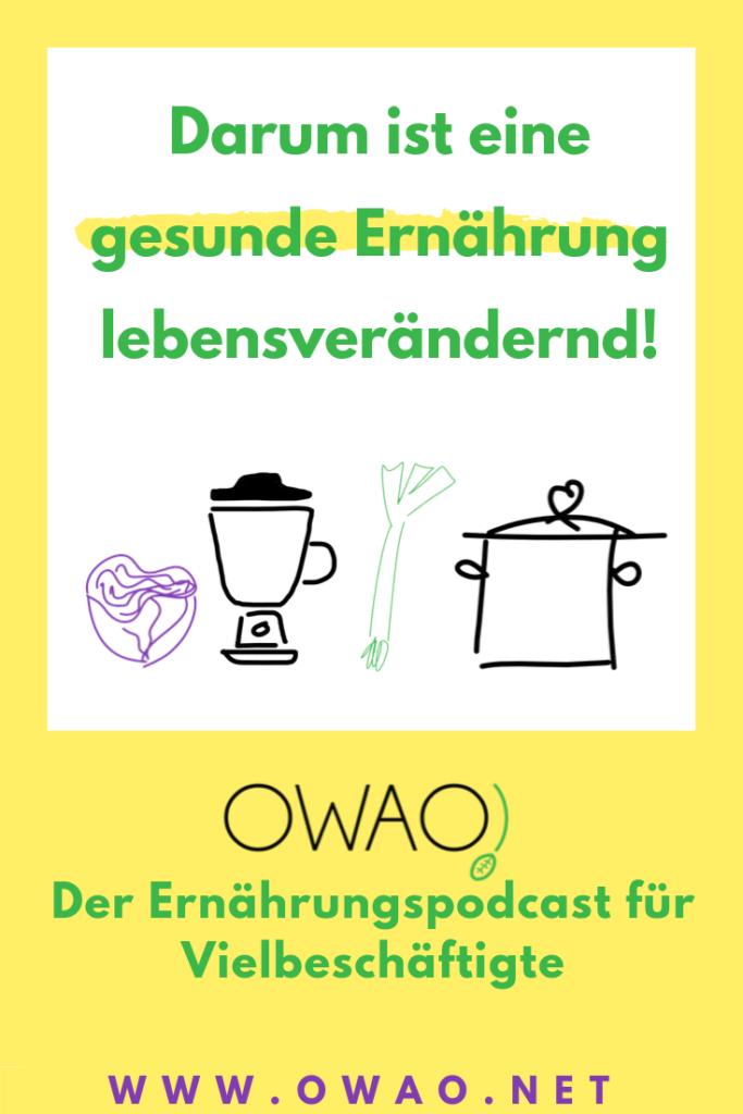 Ausgewogene Ernährung-Podcast-OWAO-Meal Prep-Podcastempfehlung-Podcast-für-Frauen-Podcast-Gesundheit-Podcast Gesundheit-Podcast Empfehlung