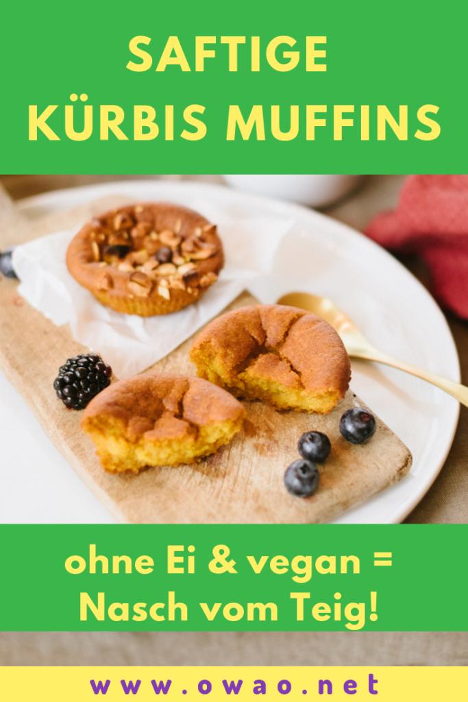 Kürbiskuchen-Kürbismuffins-OWAO!-Ernährung für Vielbeschäftigte