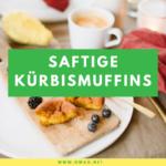 Kürbiskuchen: Probier diese einfachen Kürbismuffins!