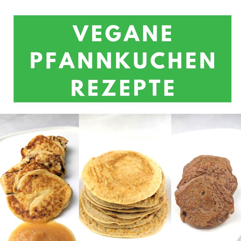 Vegane Pfannkuchen Rezepte
