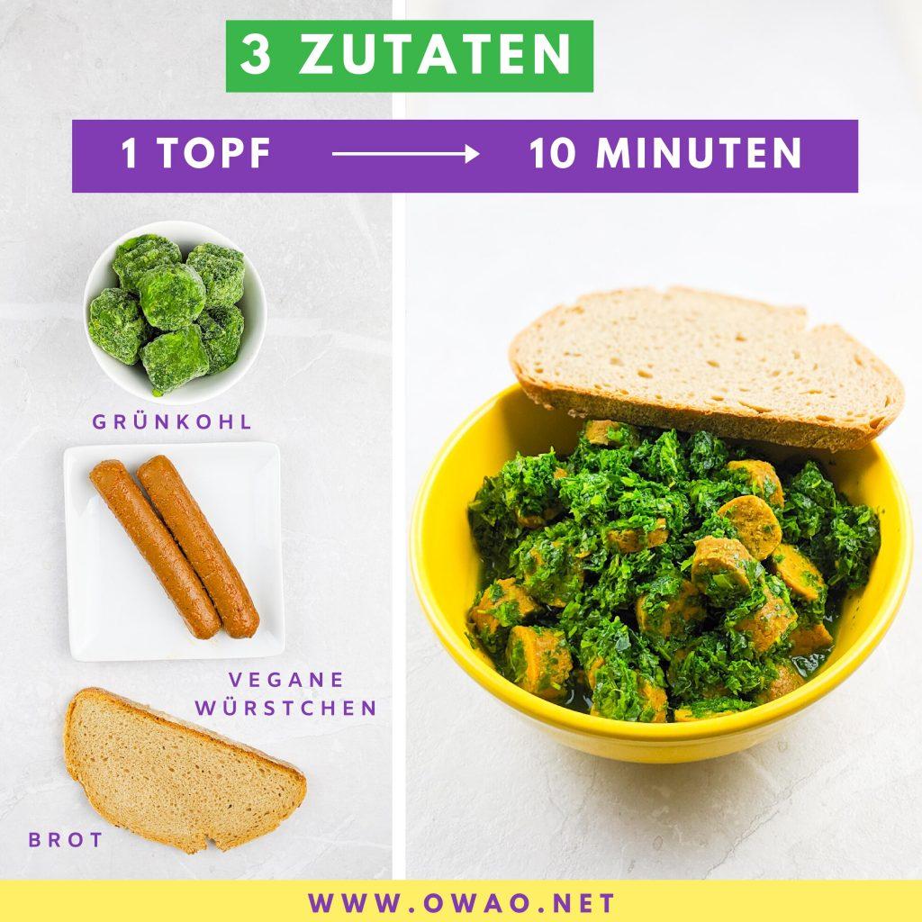 Gewichtsabnahme-Meal Prep vegan-Meal Prep-OWAO!-Ernährung für Vielbeschäftigte