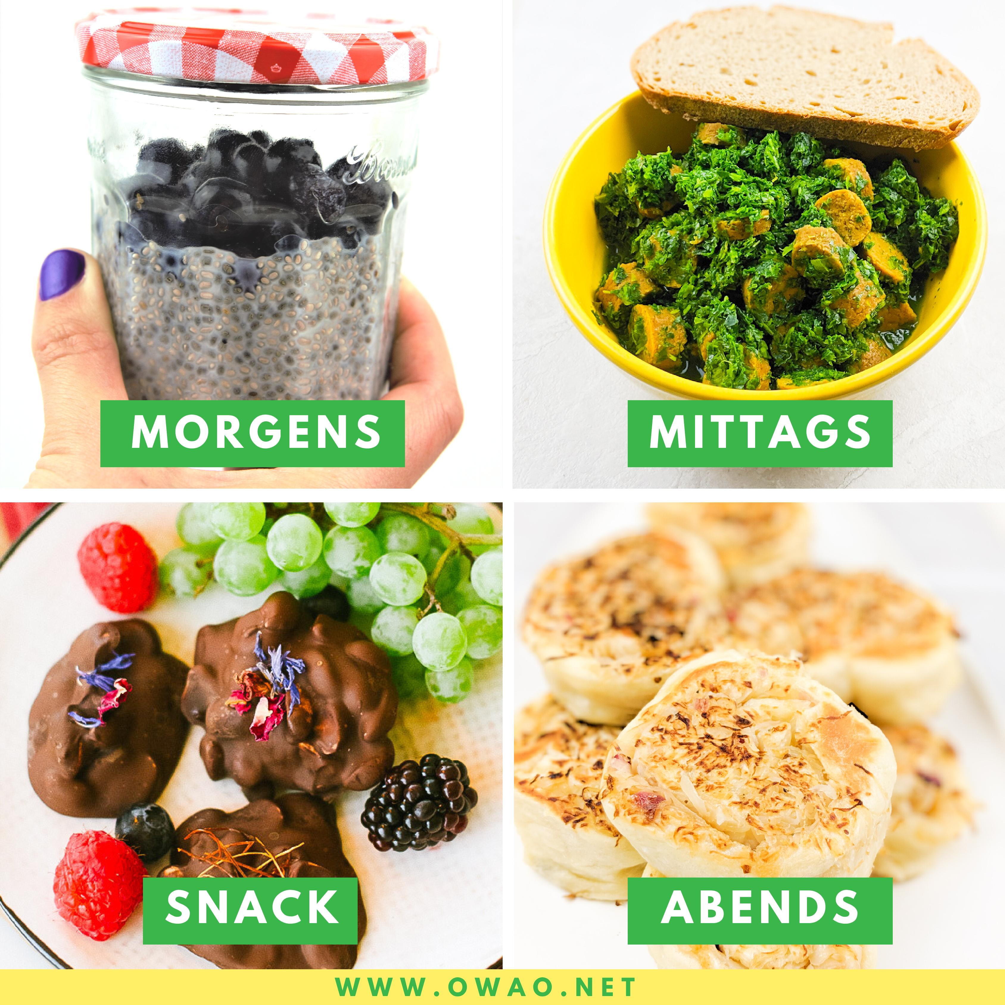 Gewichtsabnahme-vegan abnehmen-Fett reduzieren-OWAO!-Meal Prep-Meal Prep vegan