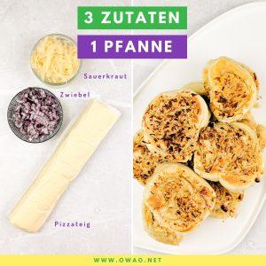 Sauerkraut-Rezept-OWAO!-Ernährung für Vielbeschäfigte