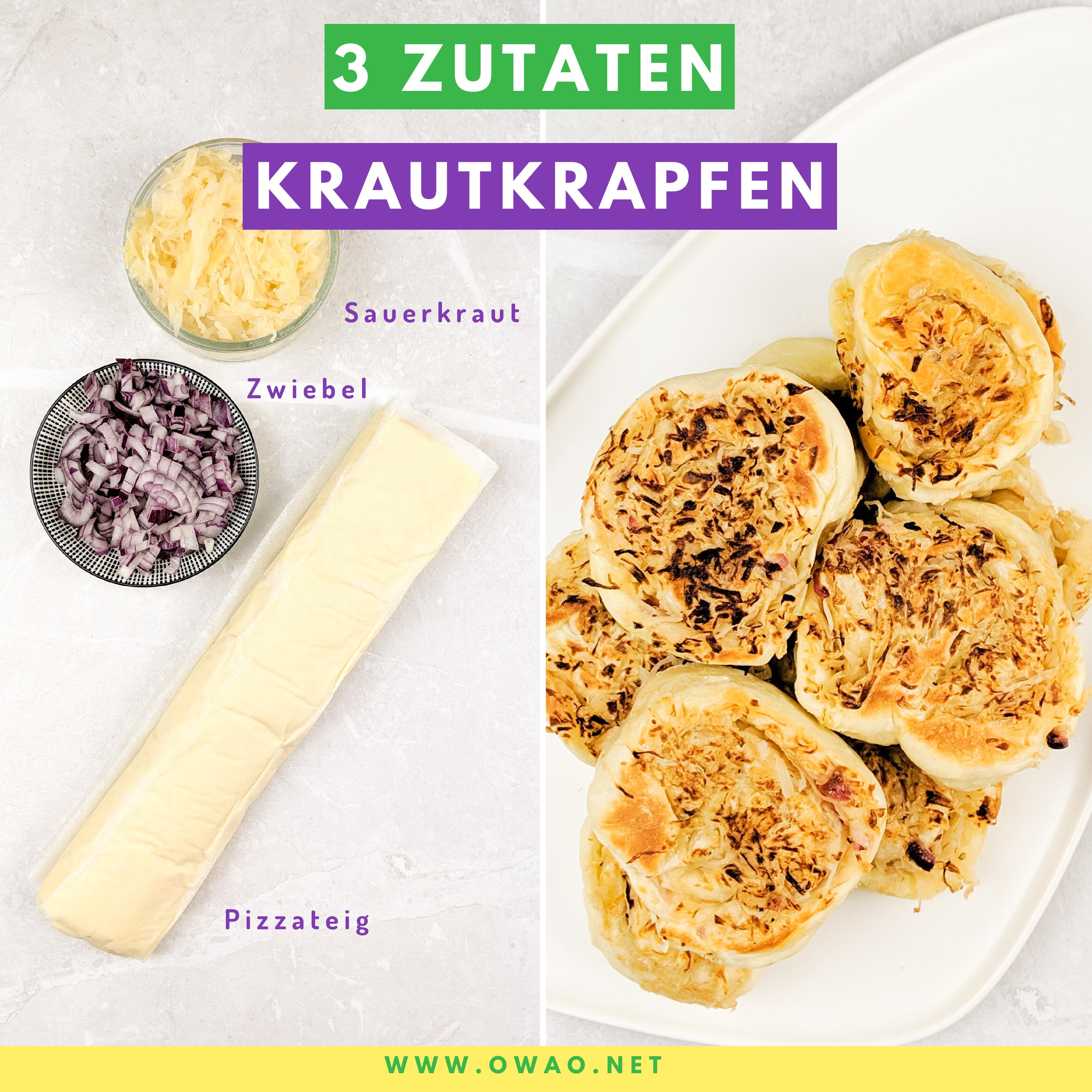 Sauerkraut-Rezept-OWAO!-Ernährung für Vielbeschäfigte-Meal Prep