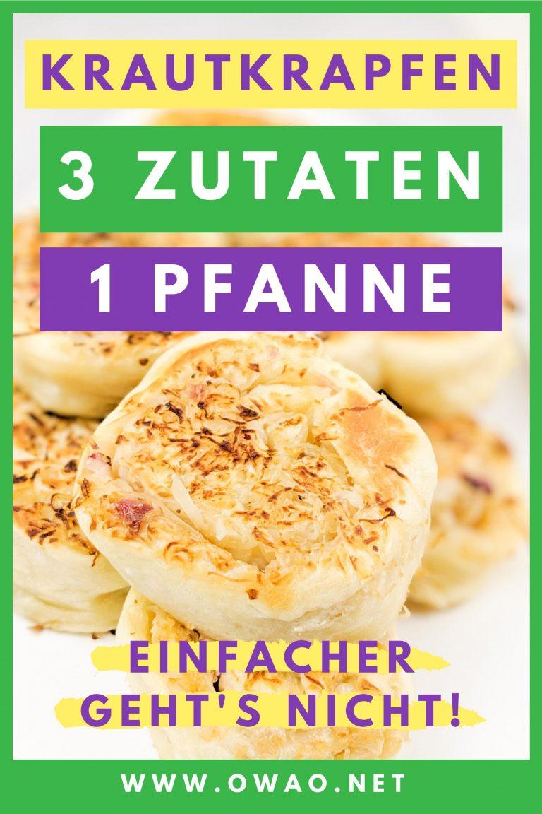 Sauerkraut Rezept-OWAO!-Meal Prep-Ernährung für Vielbeschäftigte
