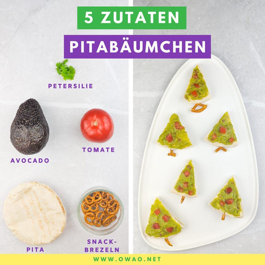Weihnachtlicher Snack-OWAO!-Meal Prep-Meal Prep vegan