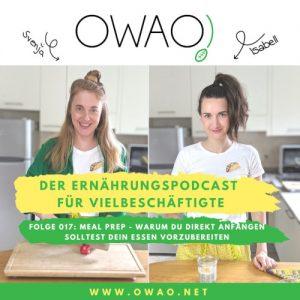 Meal Prep-Meal Prep vegan-Ernährung für Vielbeschäftigte-OWAO!-Essen zum Mitnehmen