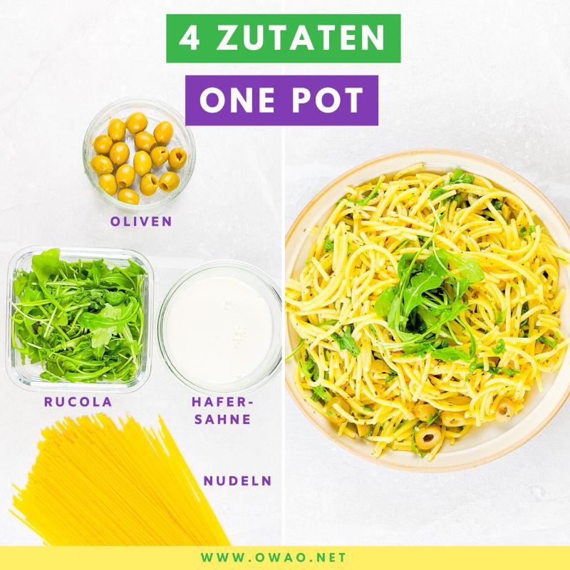 One Pot vegan-Meal Prep-Meal Prep vegan-OWAO!-vegane Ernährung