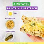 Brotaufstrich: Dieser Aufstrich ist proteinreich & super lecker