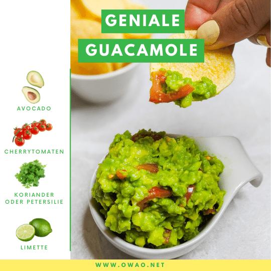 Guacamole: Dieser Avocado Dip ist einfach nur genial!