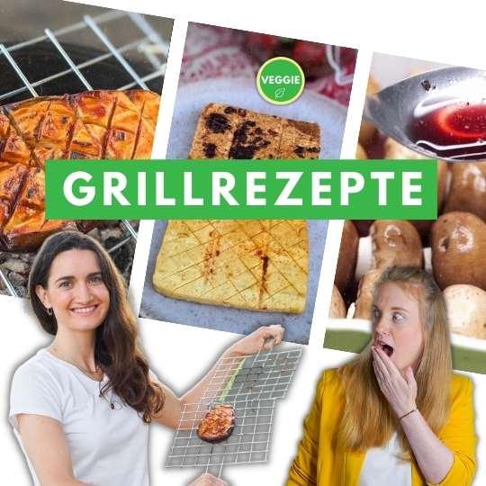 Grillgemüse, Fleischersatz & Co.: Richtig lecker vegan grillen!